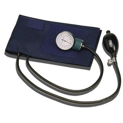 Manuelles Aneroid Oberarm Blutdruckmessgerät +Doppelkopf Stethoskop Kit DHL-BS 4
