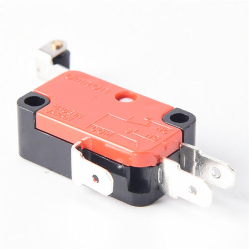 1 Pcs Micro Switch Spdt Hinge Roller Lever 15A V-156-1C2CWIC
