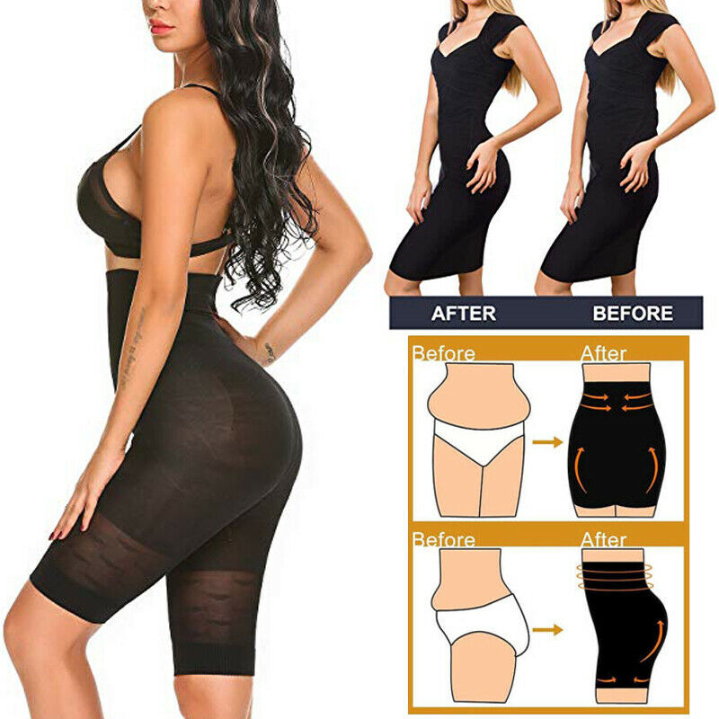 Shapermint Empetua - All Day Every Day High-Waisted Shaper Shorts Tummy Control 11