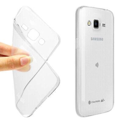 Case For Samsung Galaxy J1 J2 J3 J4 J5 J6 J7 Prime Silicone Soft TPU Back Cover 6