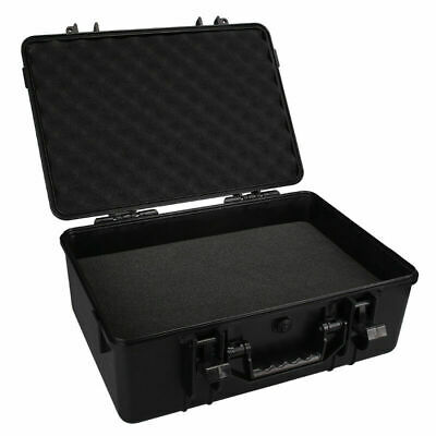 Protective Equipment Hard Carry Case Plastic Box Camera Travel Protector 2 Sizes 10