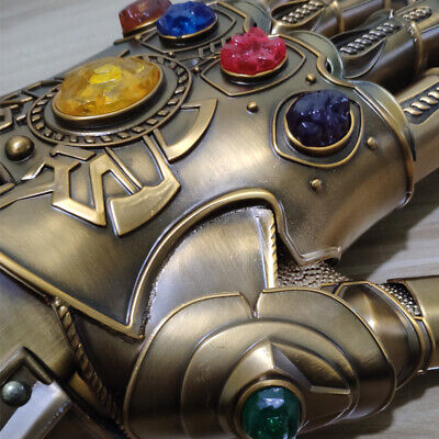 HCMY Thanos Infinity Gauntlet Full  1:1 Gloves Replace Acrylic Only Gem 6pcs 4
