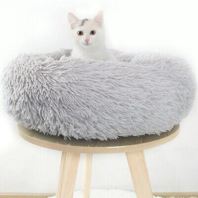 Große Hundebett Haustier Hund Katze Bett Nest Kissen Weiches Waschbar Flauschige 9