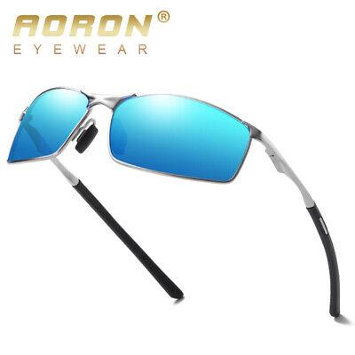 Aluminium HD Polarized Photochromic Sunglasses Men Chameleon Driving Sun Glasses 2