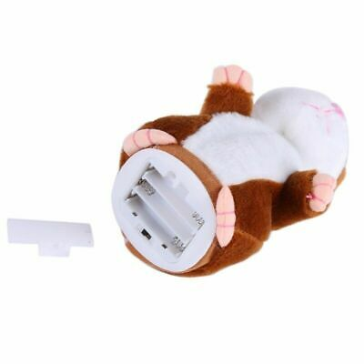 Talking Hamster Plush Toy Lovely Speaking Sound Record Repeat Kids Toy Cute Gift 10