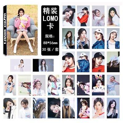 Lot of & KPOP TWICE Album PhotoCard Poster Photo Card Lomo Card Bookmarks 12