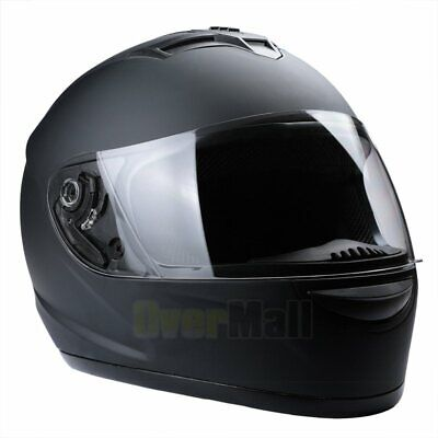 2019 Safety DOT Motorcycle Full Face Helmet Motorbike Racing Sports M / L / XL 3
