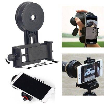 Cell Phone Adapter Mount Binocular Monocular For Spotting Scope Telescope Best 3