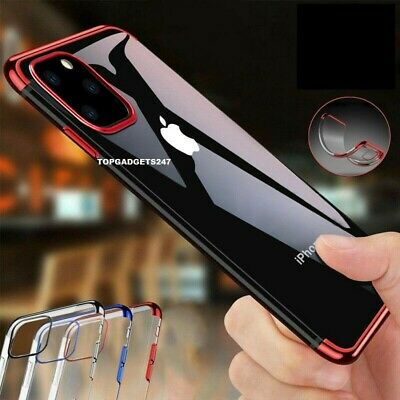 Case for iPhone 11 Pro Max ShockProof Soft Phone TPU Silicone Protective Cover 2