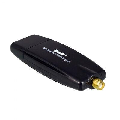 Usb Dab+ Receiver Tuner Scheiben Antenne Adapter Stick Für Android Autoradio Kfz 2