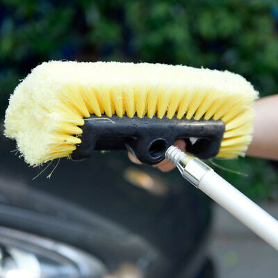 Carcarez Car Wash Brush Head Super Soft Heavy-Duty Bristle Clean Truck SUV 5