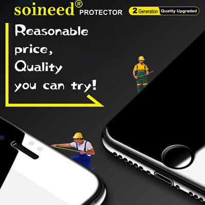 """{2-Pack} SOINEED® Apple iPad 6 6th Gen 9.7/"""" 2018 Tempered Glass Screen Protector"""