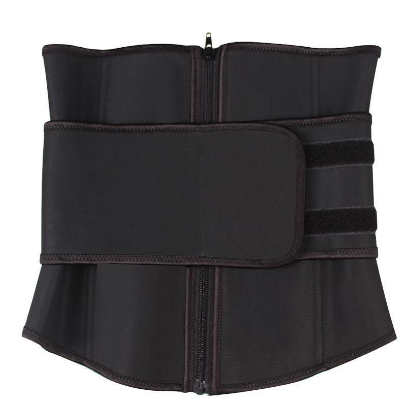 Waist Trainer Cincher Tummy Control Body Shaper Corset Slimming Belt Sport Wrap 4