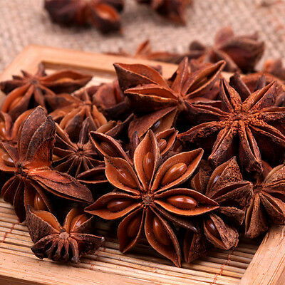 50g/Bag Chinese Kitchen Cooking Food Hot Pot Seasoning Spice Star Anise Aniseed 6