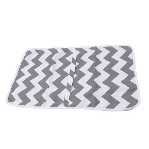 Baby Portable Travel Folding Diaper Changing Pad Waterproof Mat 6A 12