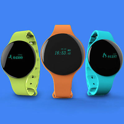 Waterproof Bluetooth Smart Watch Phone Mate For Android IOS iPhone Samsung LG 10