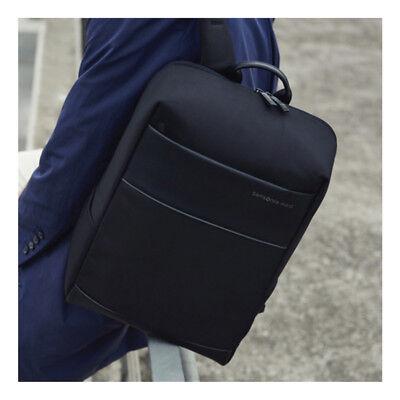 """SAMSONITE RED Mens Tielonn Backpack Black DF609001 Laptop 15/"""" Gift"""