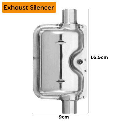 12V 5KW Diesel Air Heater Tank Remote Control Thermostat Caravan Motorhome RV AU 12