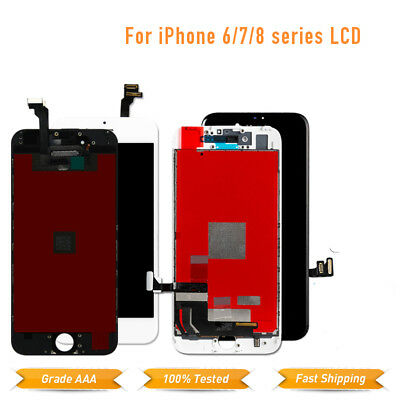 OEM iPhone 6 6s 7 8 Plus Lcd Accembly Digitizer Complete Set Screen Replacement 12