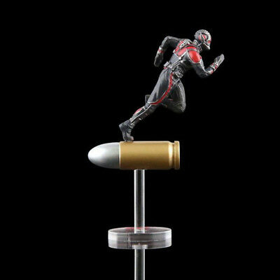 ... Marvel Civil War Captain America Super Hero Ant Man Wasp Mini PVC Action  Figure 8 264ca481c7f4