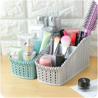 Storage Basket Plastic Box Bin Clothes Container Organizer Home /Laundry Holder 2