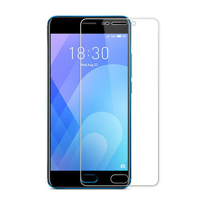 2Pcs 9H Tempered Glass Film Screen Protector Cover For Meizu M5 M6 M5Note M6Note 4