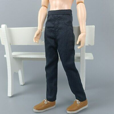 1/6 Boy Doll Clothes Hip Hop Handmade Pants For Ken Doll Trousers Casual Wear 11