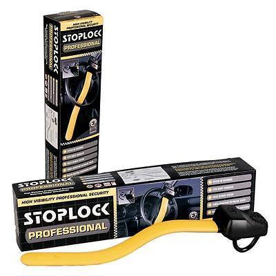 Stoplock Pro Universal High Security Car Van Steering Wheel Lock Crook Lock New 3