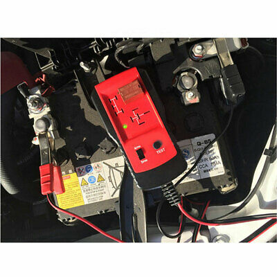 12V US Electronic Automotive Relay Tester for Cars Auto Battery checker AE100 6
