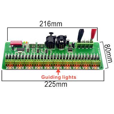 3 of 6 30channel DMX 512 RGB LED Strip Controller DMX Decoder LED DMX Dimmer Driver