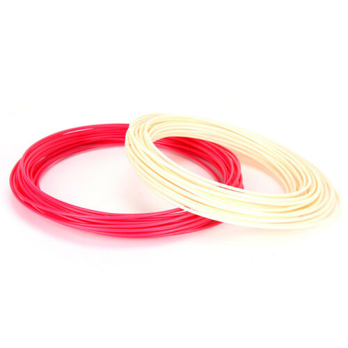 PLA 1.75mm3D Printer Filament Pen Plastic Rubber Consumable Material For3D PenLE