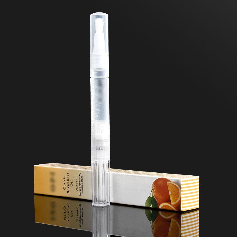 Mix Taste Cuticle Revitalizer Oil Pen Nail Art Care Treatment Manicure 1PC