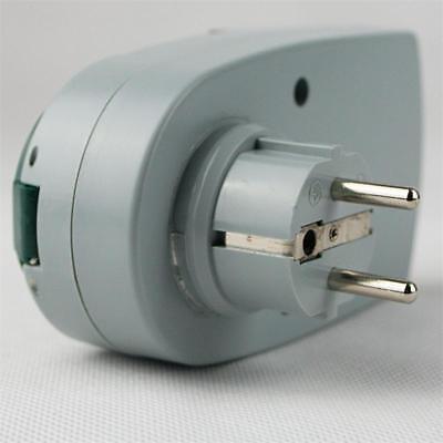 analoge Tages-Zeitschaltuhr, Aussen IP44, max 3500W 230V Schaltuhr Zeitschalter 6