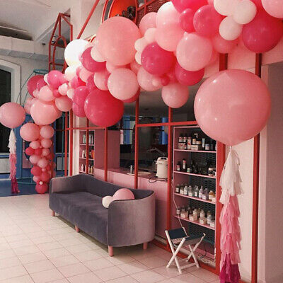 18inch Colorful Big Latex Balloons Wedding Balloon Birthday Party Decor 8