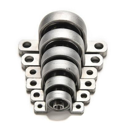 8/10/15/17/20/25mm Bore Diameter Mounted Bearings Ball Bearing Pillow Block WFIT
