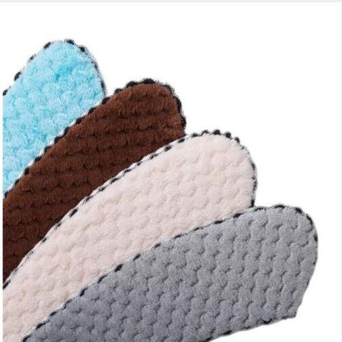 Home Bathroom Toilet Seat Washable Autumn Soft Warmer Mat Cover Pad Cushion shan
