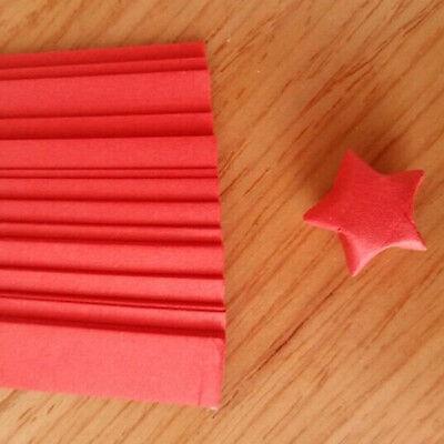 240pcs Origami Lucky Star tiras de papel cintas de papel plegables colores GK 8