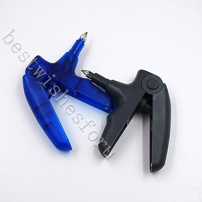 Orthodontic Dental Ligature Gun ABS Handle Stainless Steel Ligation Shooter Head