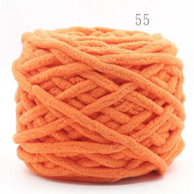 SALE Skeins 100G Super Soft Smooth DIY Chunky Yarn Crochet hand Knitting Wool 2