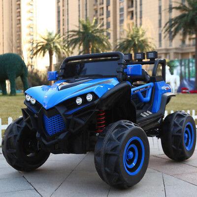 Moto Motore Auto Macchina Elettrica Atv Per Bambini Con Mp3 4 Motori 2