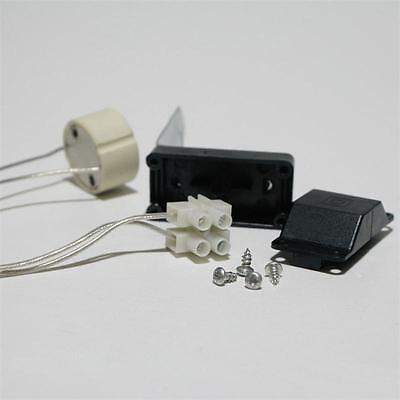 5 X Luminaire à Encastrer Carré Pivotant Gu10 230v Satiné Spot Encastré Gu 10 6