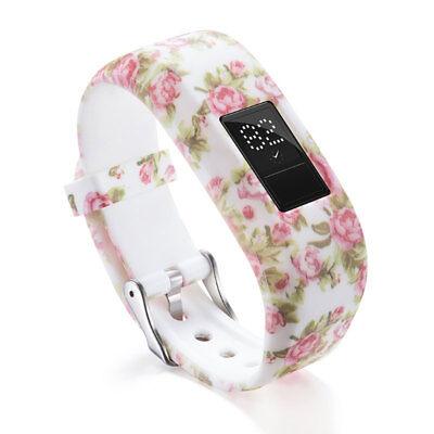 Replacement Band For GARMIN VIVOFIT JR JR2 JUNIOR Fitness Wristband Bracelet 12