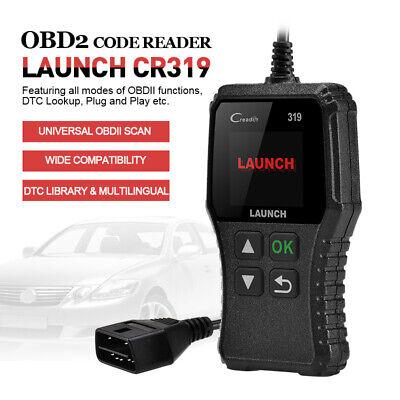 Launch CR319 Profi OBD2 Diagnosegerät Tool Auto KFZ Scanner Fehlerauslesegerät 3