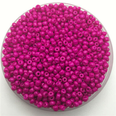 200pcs 4mm Glass Beads Charm Czech Glass Seed beads For Jewelry Making 4