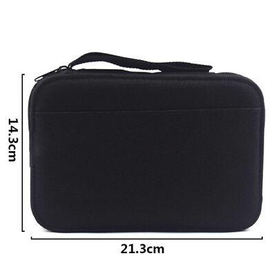 Travel Sewing Kit Thread Threader Needle Tape Storage Bag Scissor Thimble Set US 8