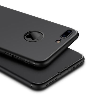 Coque Housse Hybride iPhone 8/7/6/6S/PLUS/X/XR/XS/Max/5/SE+ Film Verre Trempé 10