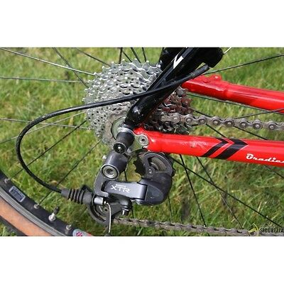 Trasparente Vinile Strada MTB Bicicletta Protezione Catena Kit