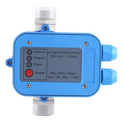 Automatik Pumpensteuerung Druckschalter Durchflusswächter Hauswasserwerk NS 04 3