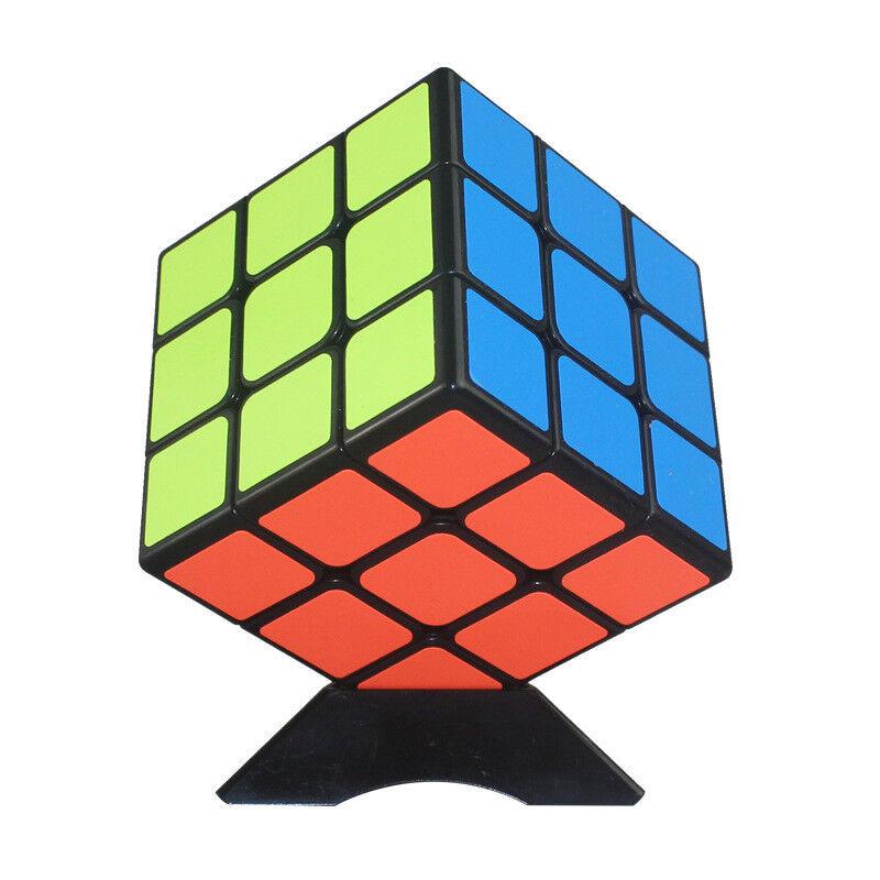 Rubic Magic Mind Game Classic Rubix Puzzle DIY Kids Rubiks Cube Fun Original Toy 2