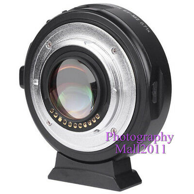 Viltrox EF-M2 II Auto Focus Adapter Speed Booster for Canon EF Lens to MFT M4/3 6
